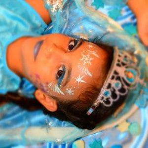 ספא בלאלילנד - סשן צילומים מקצועי למלכת היומולדת ותמונה משפחתית