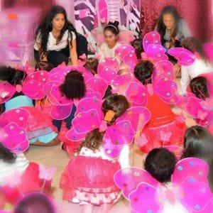 מסיבת ריקודים מטריפה וסוחפת, מותאמת לגיל הבנות