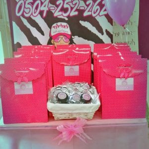 ספא בלאלילנד - חלוקת מתנות מהממות לכל הבנות תוצרת לאלילנד