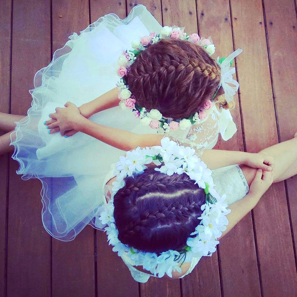 תסרוקות שיער למלכת יום ההולדת
