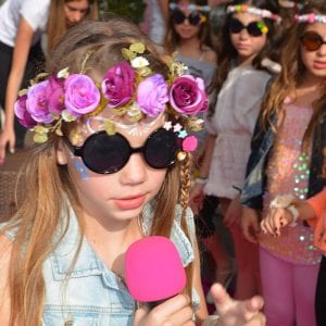 ילדת הפרחים בלאלילנד - איך אפשר בלי גיבוש חברתי - זה בא לי טבעי