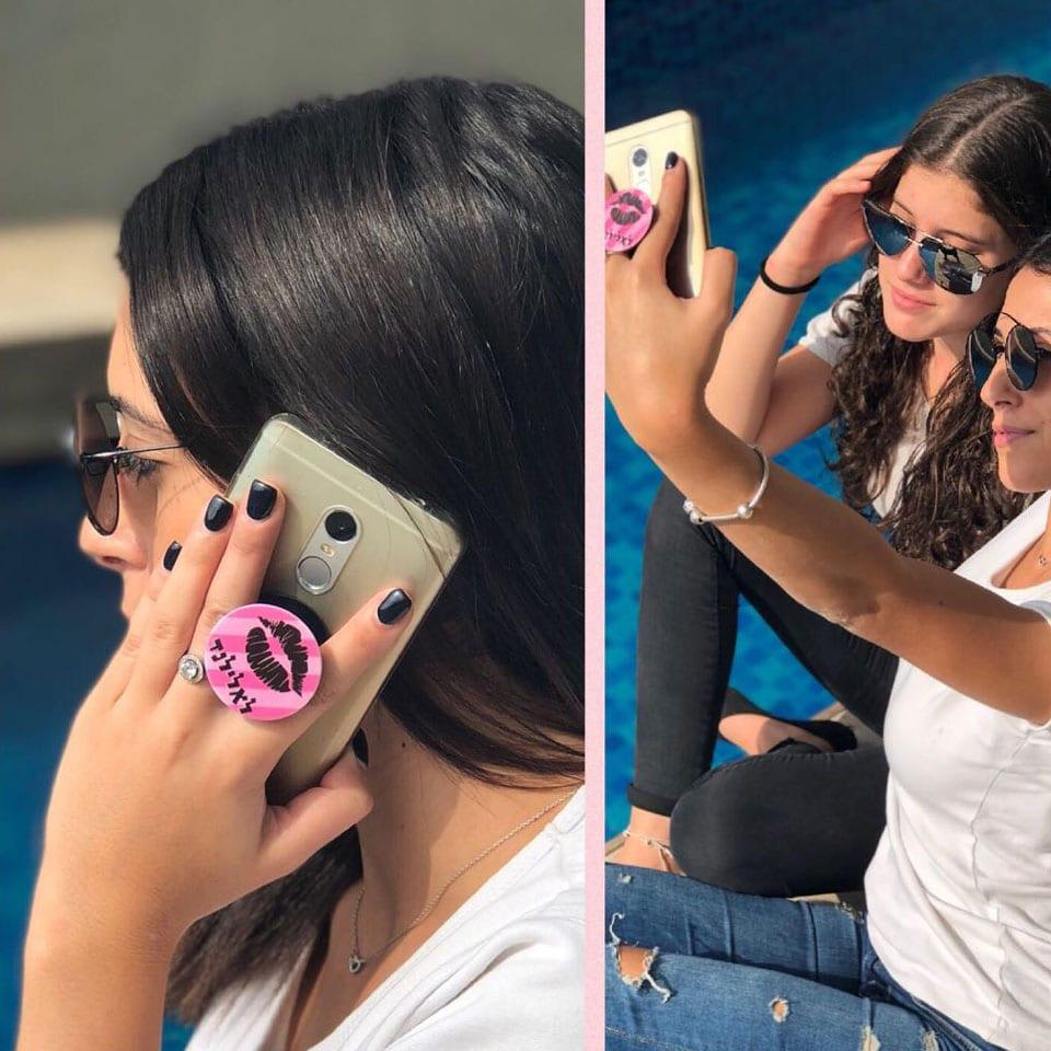 מתנות לאלילנד - מחזיק לטלפון נייד