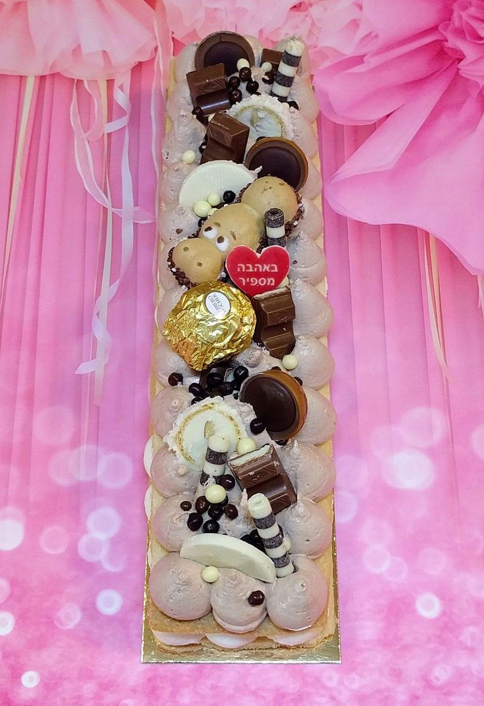 עוגיות יום הולדת באהבה מספיר