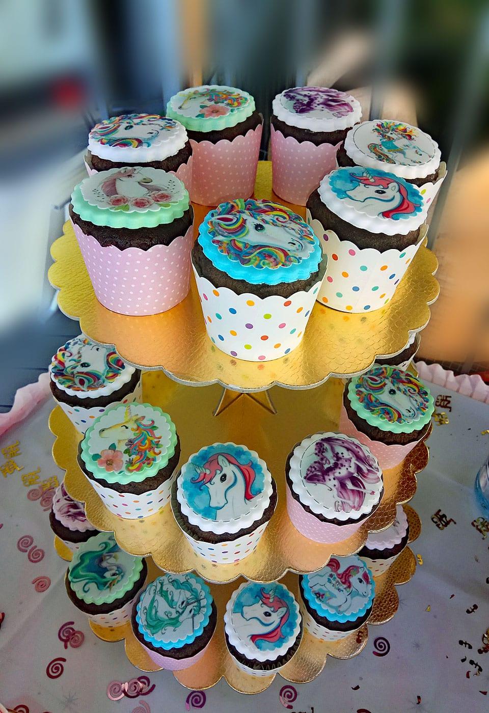קפקייקס לאלילנד עוגות קטנות ומטריפות