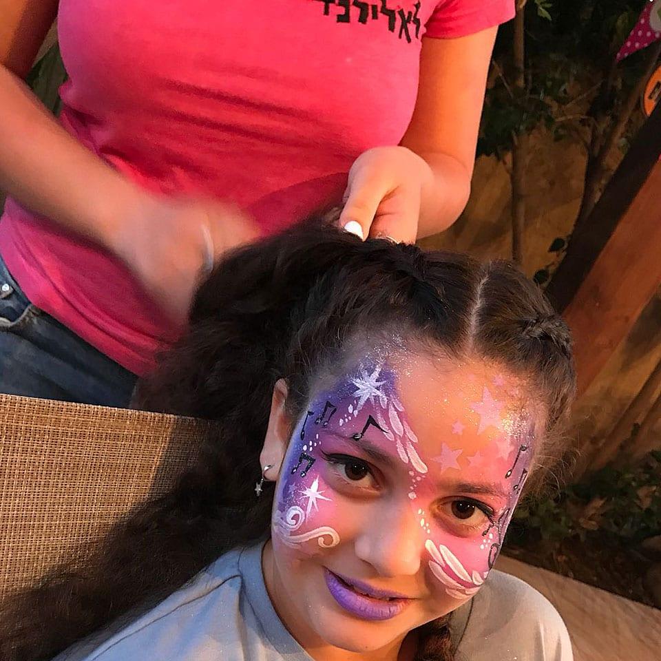 תסרוקות שיער למלכת היום הולדת