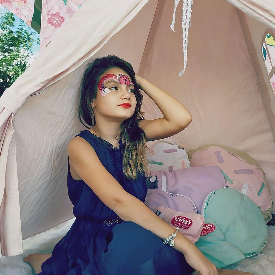 יום הולדת מיוזיקלי אוהלים לאלילנד