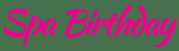 הפעלת יום הולדת ספא