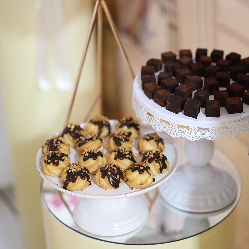 פחזניות, שוקולדים, שולחנות מתוקים בהפקת לאלילנד