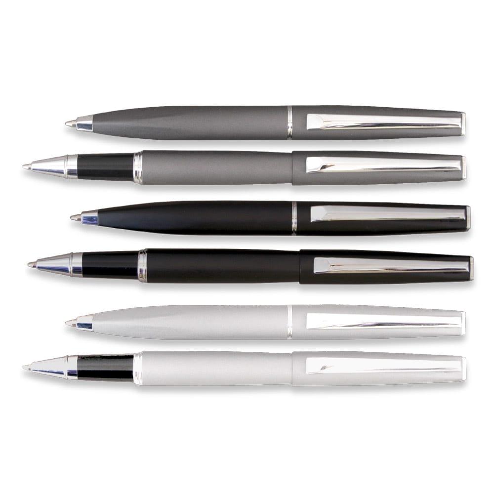 עטים בציפוי מט
