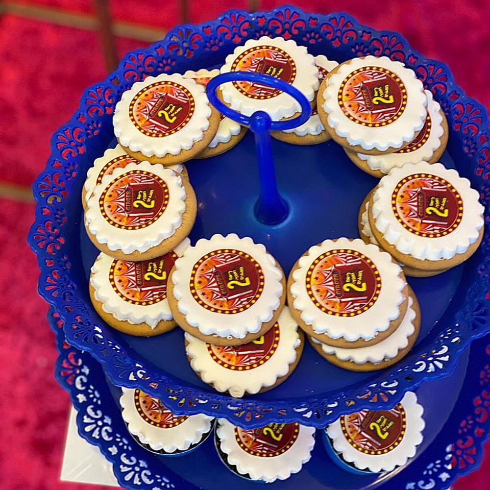 עוגיות קרקס שולחנות מתוקים לאלילנד