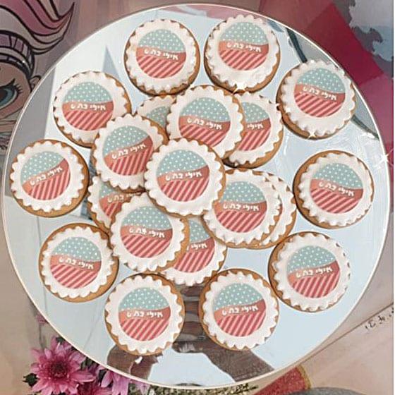 עוגיות שולחנות מעוצבים לול LOL
